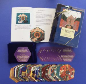 En~Lighten~Me Oracle Card Deck and Guide Book